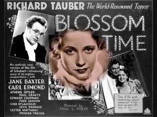 <i>Blossom Time</i> (film) 1934 film