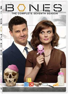 <i>Bones</i> (season 7) season of television series