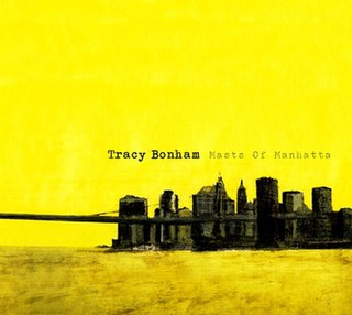 <i>Masts of Manhatta</i> 2010 studio album by Tracy Bonham
