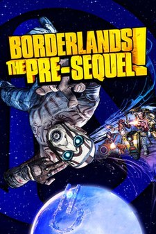 <i>Borderlands: The Pre-Sequel</i> 2014 action role-playing first-person shooter video game