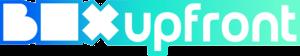 Box Upfront - Image: Box Upfront logo