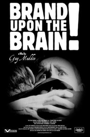 Brand upon the Brain! - Theatrical film poster