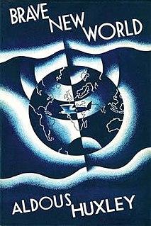 <i>Brave New World</i> 1932 science fiction novel by Aldous Huxley
