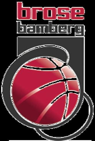 Brose Bamberg - Image: Brose Bamberg logo