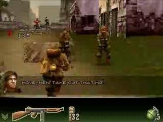 <i>Brothers in Arms</i> (2008 video game)