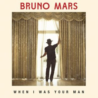 When I Was Your Man - Image: Bruno mars when i was your man