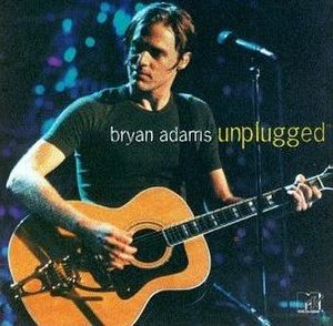 Unplugged (Bryan Adams album) - Image: Bryanadamsunplugged