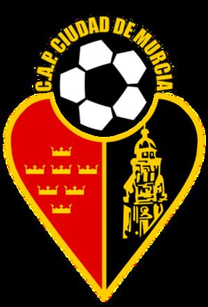CAP Ciudad de Murcia - Image: CAP Ciudad de Murcia logo