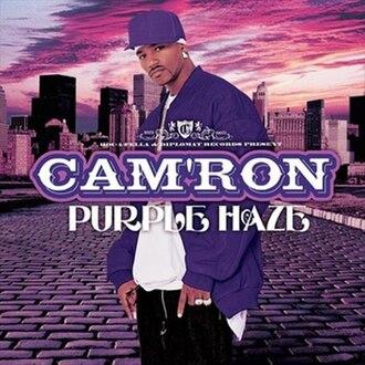 Purple Haze (album) - Image: Cam'ron Purple Haze
