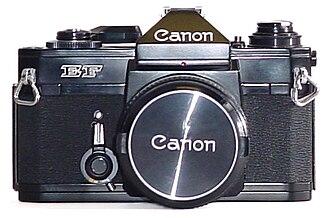Canon EF camera - Canon EF 35mm SLR