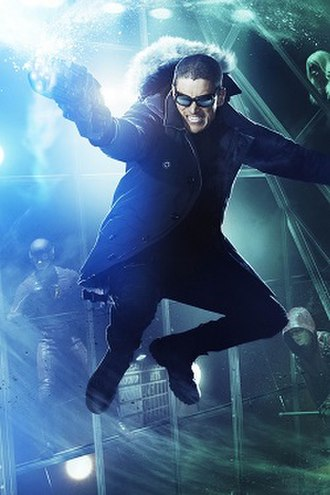 Captain Cold - Wentworth Miller as Captain Cold on 2014's The Flash TV series.