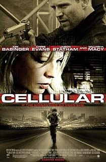 <i>Cellular</i> (film) American film directed by David Ellis