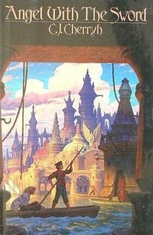 Merovingen Nights - Angel With the Sword cover