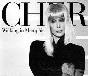 Walking in Memphis - Image: Cherwim
