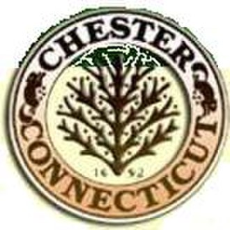 Chester, Connecticut - Image: Chester C Tseal