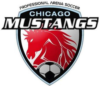 2012–13 Chicago Mustangs season Chicago Mustangs 2012–13 PASL football season