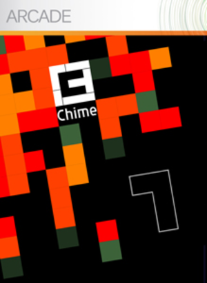 Chime (video game) - Image: Chime Coverart