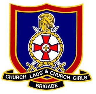 Church Lads' and Church Girls' Brigade - Image: Church Lads' and Church Girls' Brigade logo