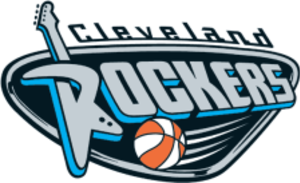 Cleveland Rockers - Image: Cleveland Rockers