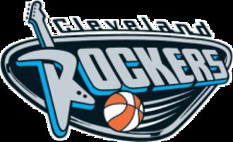 Cleveland Rockers - Image: Cleveland Rockers