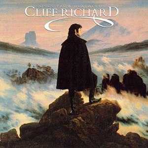 Songs from Heathcliff - Image: Cliff Richard Songs from Heathcliff album cover