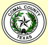 Official seal of Comal County