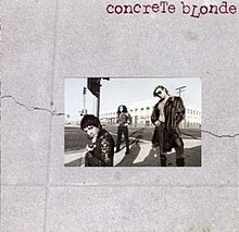 Concrete blonde album wikipedia - Cd concreet ...