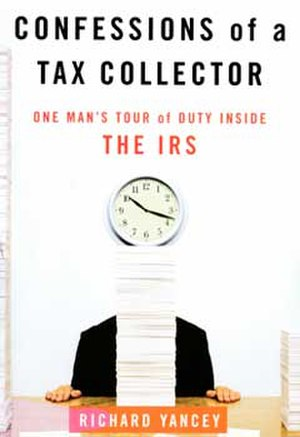 Confessions of a Tax Collector - Image: Confessionsofataxcol lector