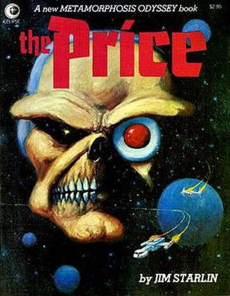 The Price (comics) - Image: Cover of The Price