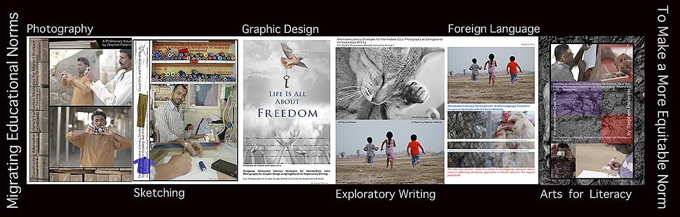 Covers for Authorship Initiatives to Promote Literacy via Visual Art with ELLs