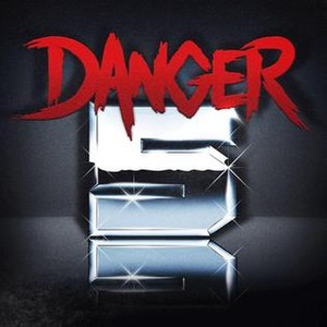 Danger 5 - Danger 5 logo starting from series 2