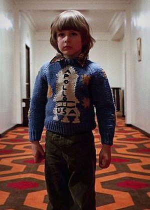 Danny Torrance - Image: Danny Torrance in The Shining film
