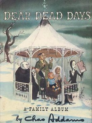 Charles Addams - Image: Deardeaddays