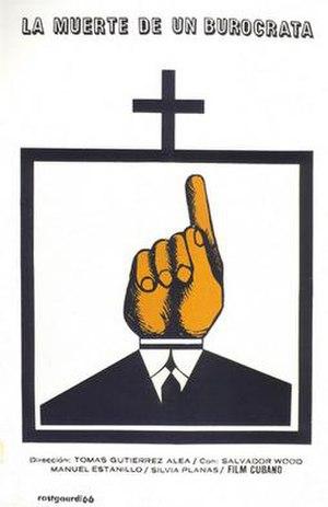 La muerte de un burócrata - Image: Death of a Bureaucrat