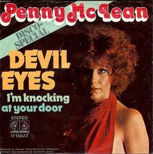 Devil Eyes (song) - Image: Devil Eyes single
