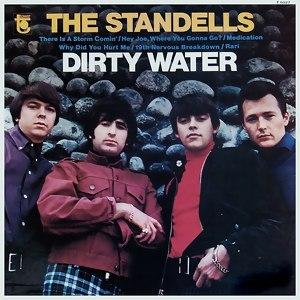 Dirty Water (album) - Image: Dirty Water