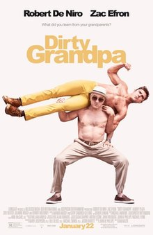 Dirty Grandpa full movie (2016)