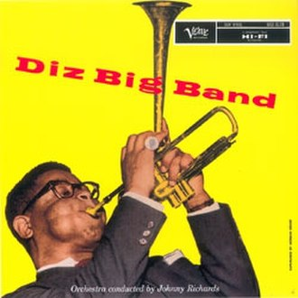Dizzy and Strings - Image: Diz Big Band
