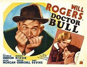 Doctor Bull - Film poster