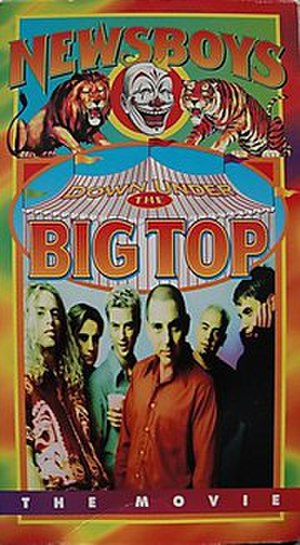 Down Under the Big Top - Image: Down Under the Big Top