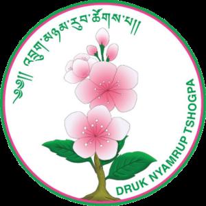 Druk Nyamrup Tshogpa - Image: Druk Nyamrup Tshogpa logo