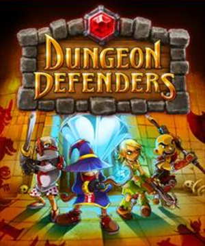 Dungeon Defenders - Image: Dungeon Defenders cover