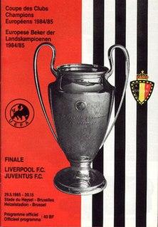 1985 European Cup Final