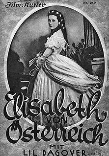 <i>Elisabeth of Austria</i> (film) 1931 film