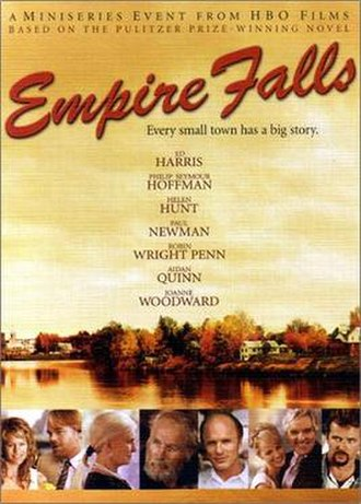 Empire Falls (miniseries) - DVD cover of Empire Falls