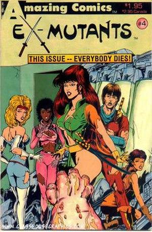 Ex-Mutants - Image: Ex mutants 4