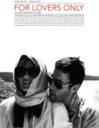 For Lovers Only (film) - Promotional movie poster