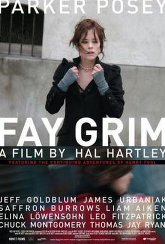 Fay Grim - Promotional one-sheet