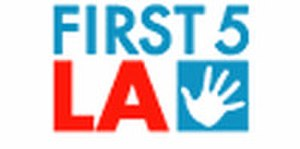 First 5 Los Angeles - Image: First 5 LA Logo