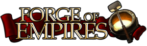 Forge of Empires - Image: Forge of Empires Logo
